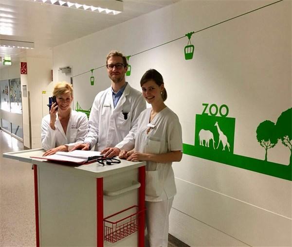 Amsterdamer Kinderklinik Köln