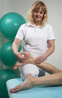 Physiotherapie, Foto: Herbie - Fotolia
